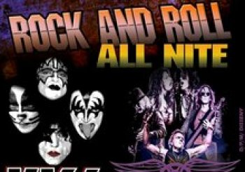 KISS OF DEATH (Kiss Tribute)+SWEET EMOTION (Aerosmith Covers). En Reus