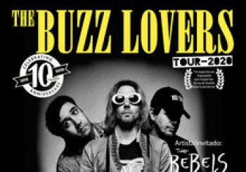 THE BUZZ LOVERS en Toledo - El mejor tributo a NIRVANA 10th Anniversary Tour