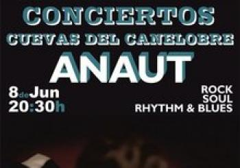ANAUT, rock-pop-soul. En Busot