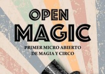 Open Magic. En Madrid