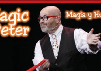 MAGIA Y HUMOR con Magic Peter. En Sevilla