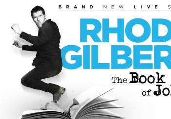 Rhod Gilbert: the Book of John Milton Keynes