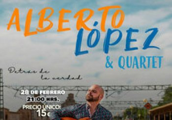 ALBERTO LOPEZ AND CUARTET