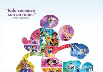 Entradas DISNEY ON ICE - 100 AÑOS DE MAGIA en Barcelona