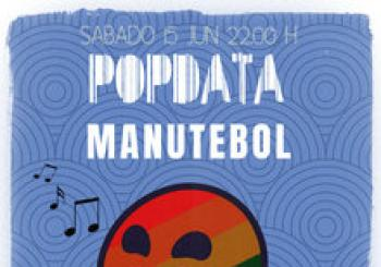 POPDATA + Manutebol. En Madrid