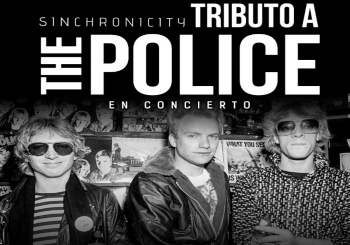 Tributo a The Police en Tenerife