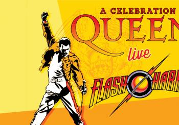 Flash Harry - a Celebration of Queen - Live Wexford