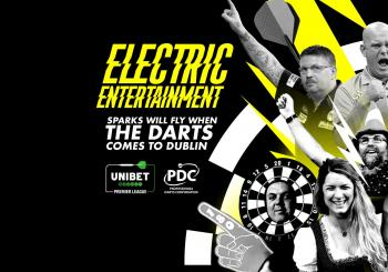 2020 Unibet Premier League Darts-Treble Twenty Hospitality Package Dublin