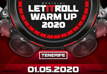 LET IT ROLL WARM UP TENERIFE 2020