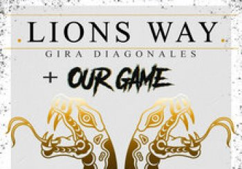 Lions Way + Our Game Concierto Madrid