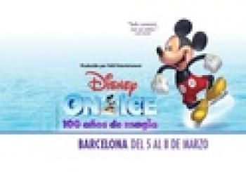 Disney on Ice, 100 años de magia en Barcelona