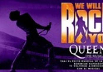 We Will Rock You, el musical en Madrid