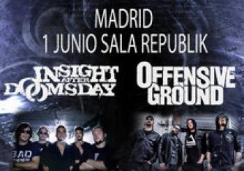 Insight after Doomsday + Offensive ground + TGDX (Madrid)