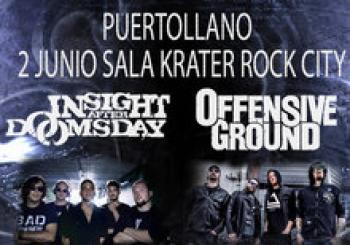 Insight after Doomsday + Offensive ground + Embers of Pride (Puerto llano)