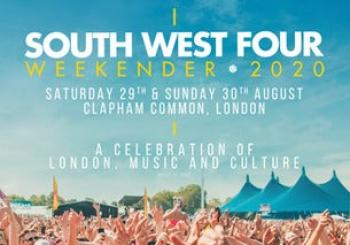 South West Four - Weekend Ticket Deposit Scheme (3 Payments) London