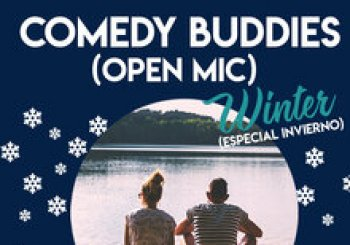 Comedy Buddies (Open Mic). En Madrid