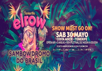 Elrow en Tenerife