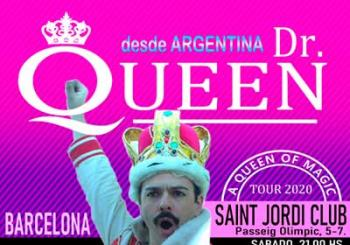 Dr Queen - A Queen of Magic Tour en Barcelona