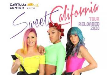 Sweet California - Tour Reloaded 2020 en Sevilla