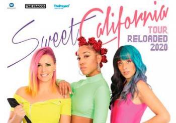 Sweet California Fechas De Gira 2021 2022 Sweet California Entradas Y Conciertos
