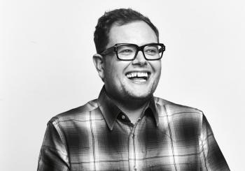 Alan Carr - Not Again, Alan! en Sheffield
