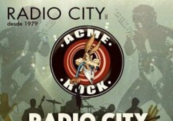 Acme Rock en Radio City Valencia 14 de Marzo 2020. Pop-rock 80´s90´s