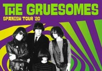 The Gruesomes (CAN) en Barcelona