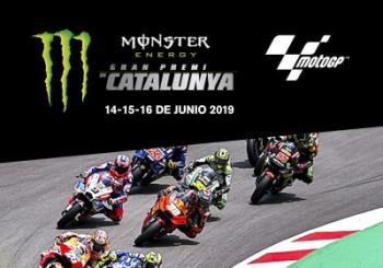 Entradas GP Monster Energy de Catalunya MotoGP 2019-Domingo en Barcelona