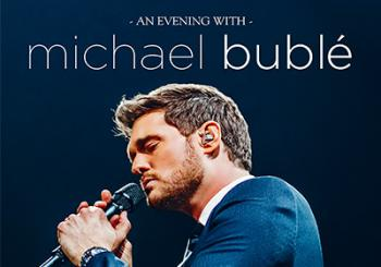 Concierto Michael Buble An Evening With en Barcelona