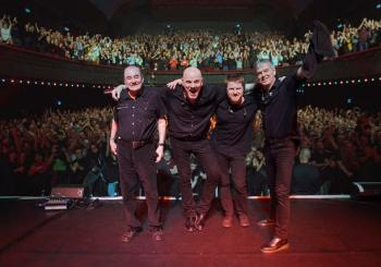The Stranglers en Newcastle Upon Tyne