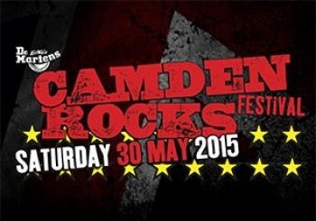 Camden Rocks All Dayer en London