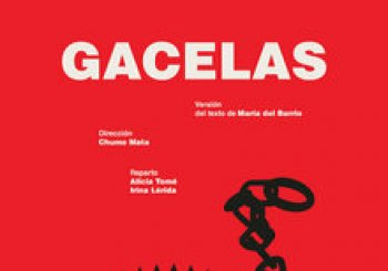 Gacelas. En Madrid