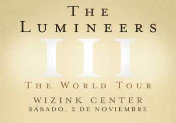 Concierto The Lumineers en Madrid