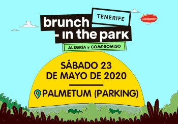 Festival Brunch in The Park en Tenerife