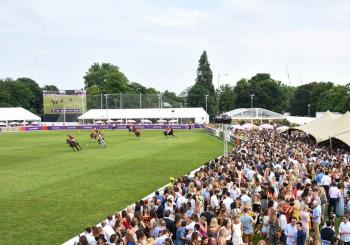 Chestertons Polo In the Park - International Friday en London