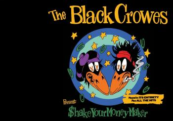 The Black Crowes - Twice as Hard en Madrid