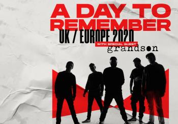 A Day to Remember en Barcelona