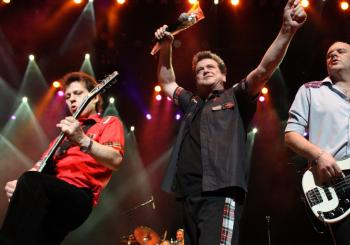 Les McKeown's Bay City Rollers en West Yorkshire