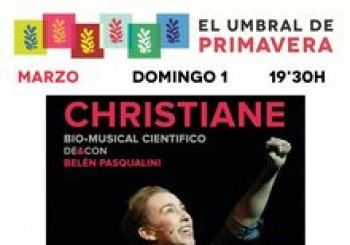 CHRISTIANE. En Madrid