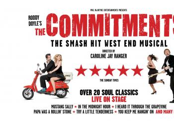 The Commitments (Touring) en Southend-On-Sea