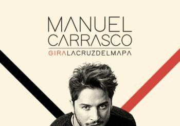 Concierto Manuel Carrasco - Gira La Cruz del Mapa en Madrid