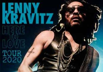 Lenny Kravitz Here to Love Tour 2020 en Fuengirola