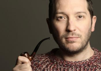 Jon Richardson: The Knitwit en Sheffield