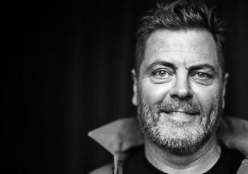 Nick Offerman: All Rise en London