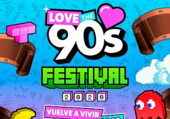 Love the 90s Festival en Madrid