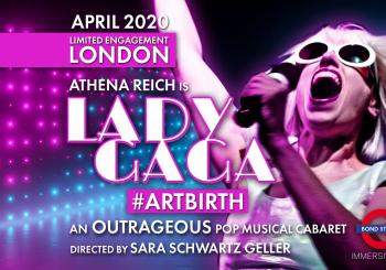 Artbirth - Lady Gaga Show London