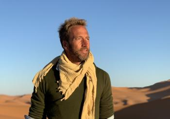 Ben Fogle: Tales From the Wilderness en Hastings