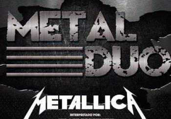Metal Duo Tributo Metallica Iron Maiden en Badajoz