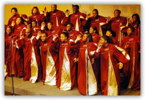 Alabama Gospel Choir