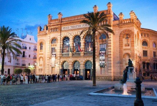 Gran Teatro Falla de Cádiz | Próximos eventos e información del ...
